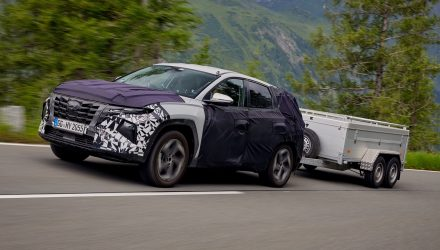 2021 Hyundai Tucson undergoes final testing and quality validation
