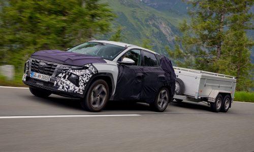 2021 Hyundai Tucson undergoes final testing and quality validation