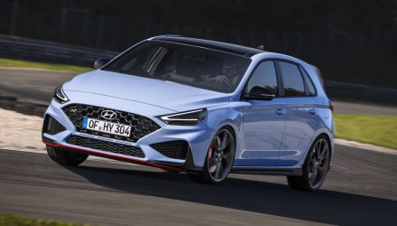 2021 Hyundai i30 N DCT debuts; more power, 8spd auto