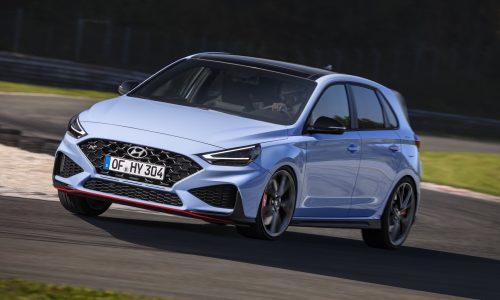 2021 Hyundai i30 N DCT debuts; more power, 8spd auto