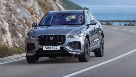 2021 Jaguar F-PACE revealed, 3.0L inline-6 engines confirmed