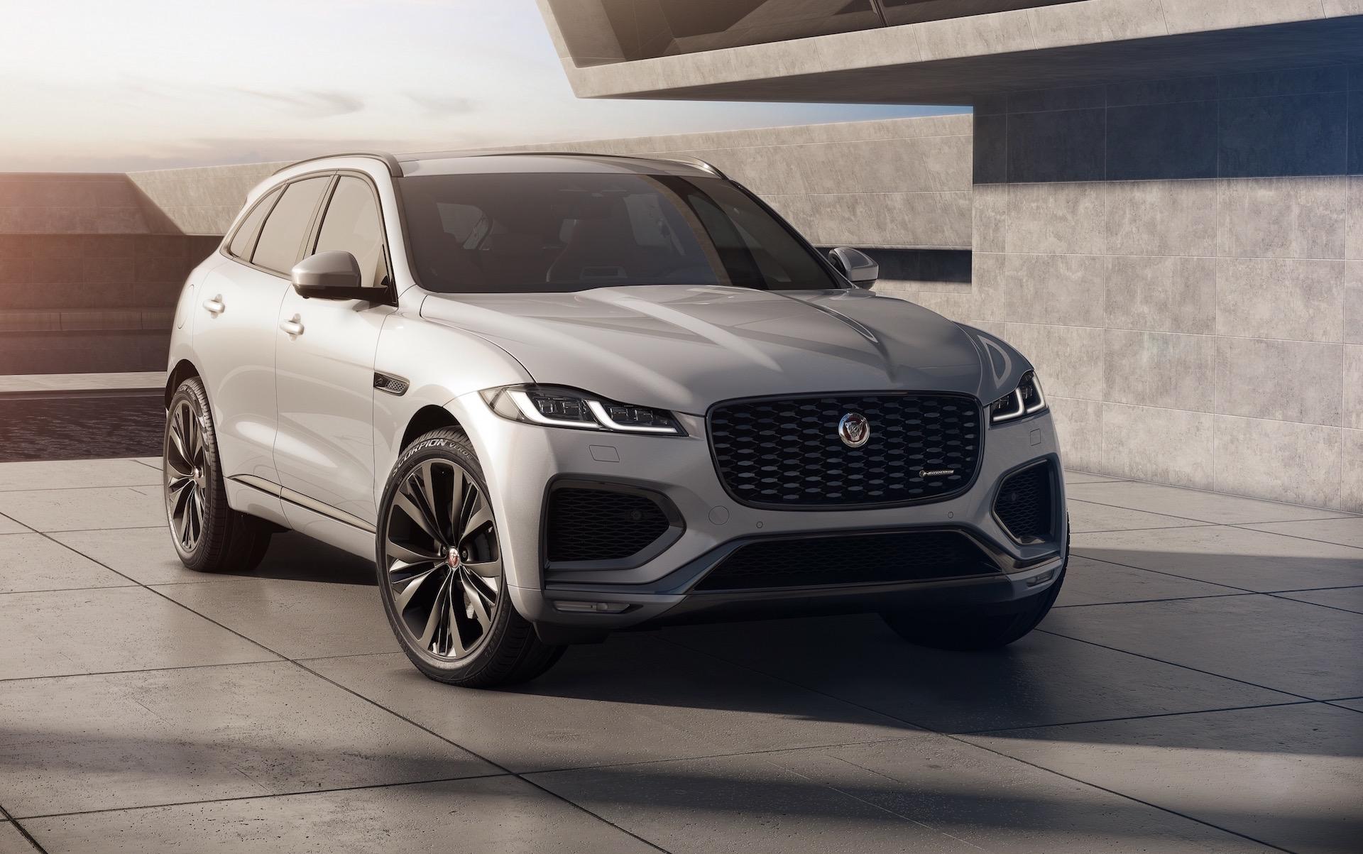2021 jaguar f-pace revealed, 3.0l inline-6 engines