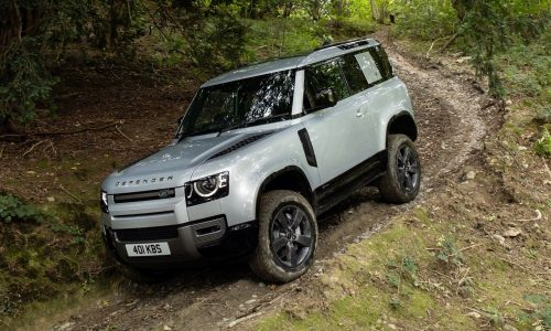 MY2021 Land Rover Defender update adds 3.0L inline-6 diesel
