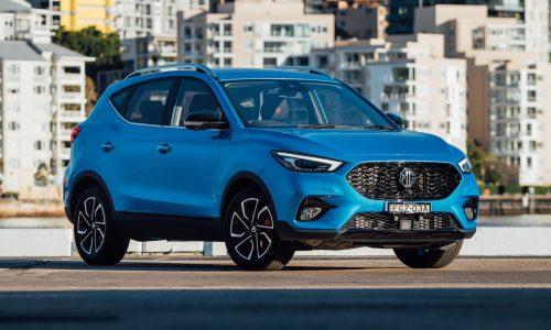 2021 MG ZST lands in Australia, gets 1.3 turbo power