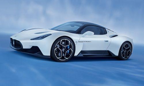 2021 Maserati MC20 revealed, all-new mid-engine supercar