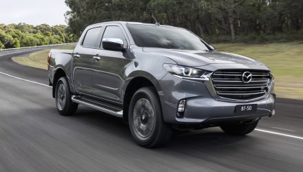 2021 Mazda BT-50 prices confirmed for Australia
