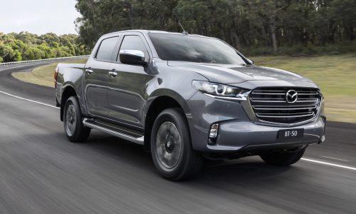 2021 Mazda BT-50 prices confirmed for Australia
