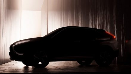 2021 Mitsubishi Eclipse Cross previewed, PHEV confirmed