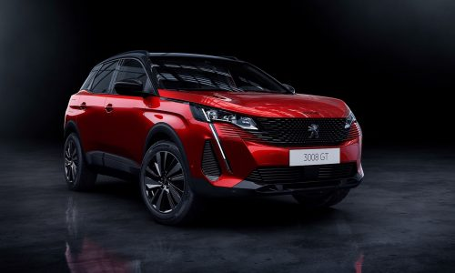 2021 Peugeot 3008 debuts with 221kW hybrid option