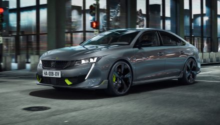 Stunning Peugeot 508 Sport Engineered plug-in hybrid revealed