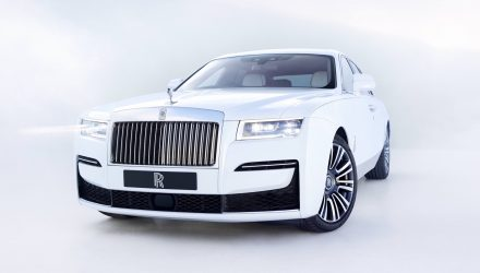 2021 Rolls-Royce Ghost revealed, most technologically advanced ever