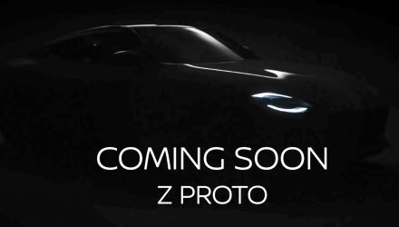 2021 Nissan 'Z Proto' debut confirmed for September 16 (video)