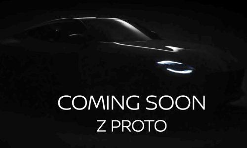 2021 Nissan 'Z Proto' debut confirmed for September 16 (video)