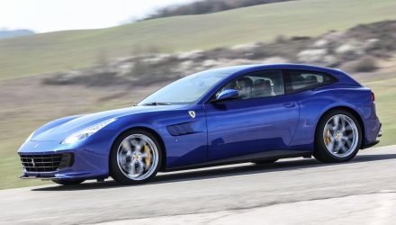 Ferrari GT4CLusso production ends, make way for new SUV – report