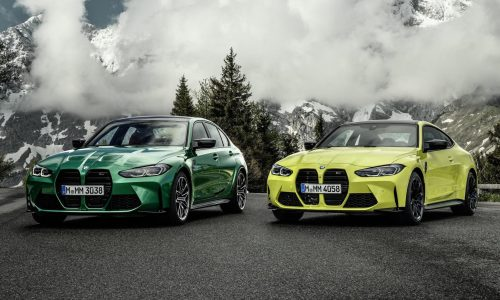 All-new BMW M3 and M4 go official, in Australia Q1 2021