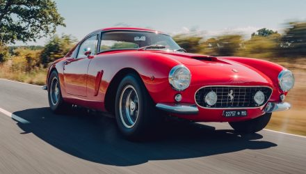 GTO Engineering offers Ferrari '250 SWB Revival' custom builds
