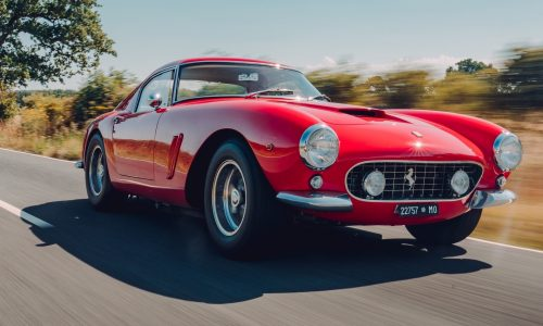 GTO Engineering offers Ferrari '250 SWB Revival' custom builds