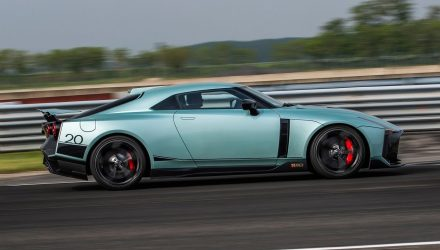 Nissan planning 720hp 'final edition' R35 GT-R – report