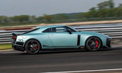 Nissan planning 720hp 'final edition' R35 GT-R –report