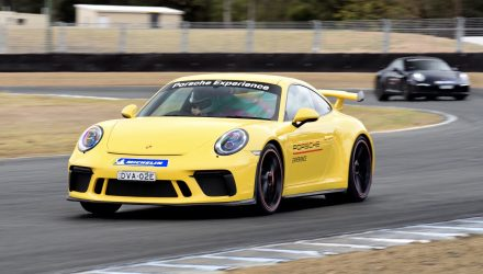 Porsche Australia reopens Track Experience, taking place in QLD only