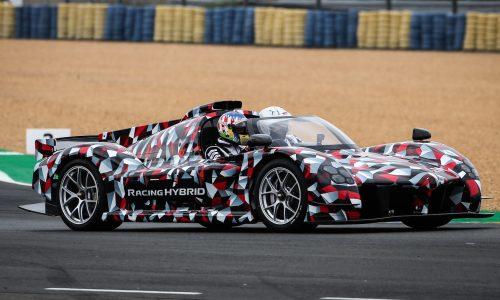 Toyota GR Super Sport prototype debuts at Le Mans (video)