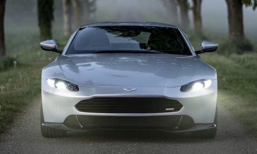 Mercedes-Benz to increase Aston Martin stake to 20%