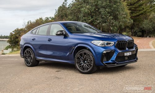 2020 BMW X6 M Competition review (video)