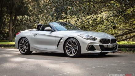 2020 BMW Z4 M40i review (video)