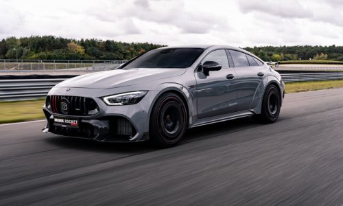 New BRABUS Rocket 900 debuts, based on Mercedes-AMG GT 63 S