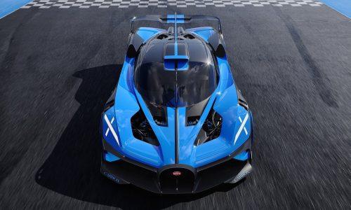 Bugatti Bolide concept revealed; 1361kW, 0-400km/h in 12.08 sec
