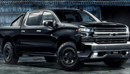 Walkinshaw announces 'Fury' packs for Chevrolet Silverado 1500