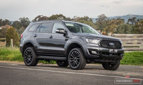 2020 Ford Everest Sport review (video)