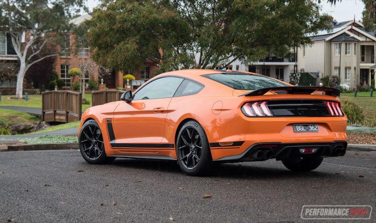 2020 Ford Mustang R-SPEC-Australia
