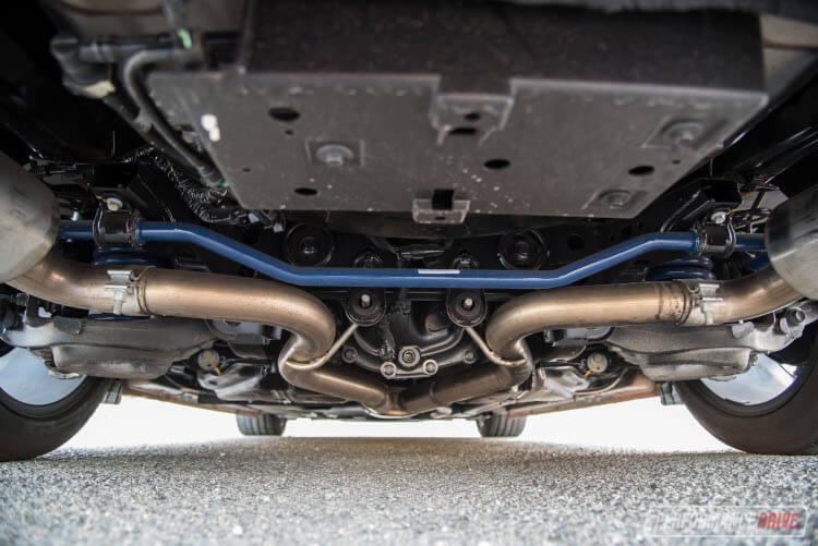 2020 Ford Mustang R-SPEC-suspension