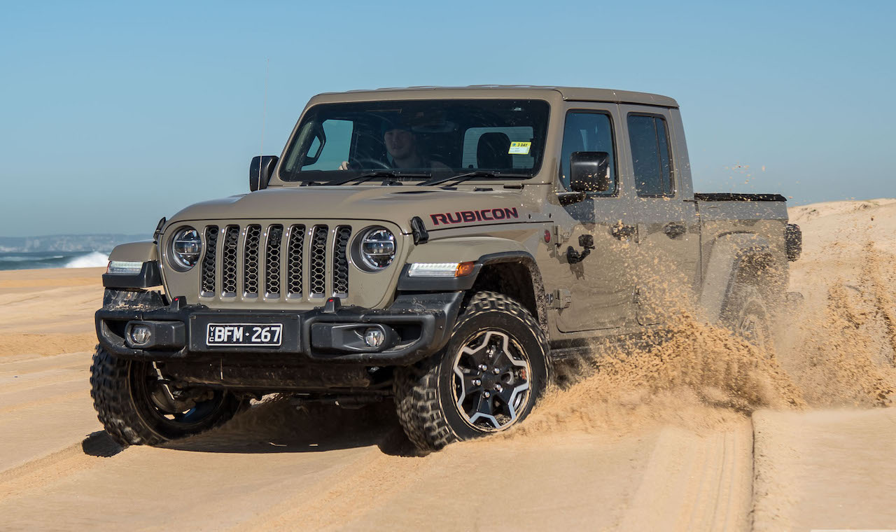 2020 Jeep Gladiator Rubicon review (video)