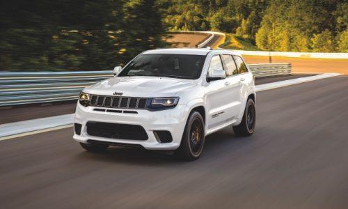 2020 Jeep Grand Cherokee Trackhawk now on sale in Australia