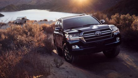 Toyota LandCruiser 300 Series not heading to USA market – rumour