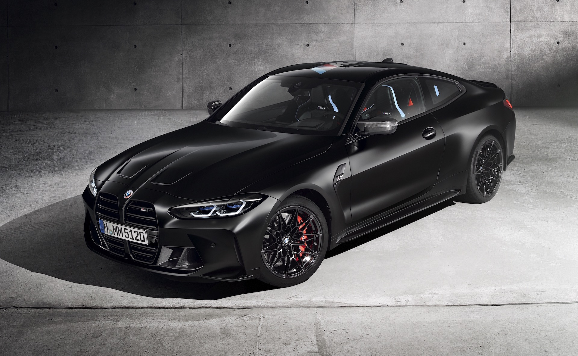 Bmw Teams Up With Kith Fashion Brand For M4 Special Edition Performancedrive