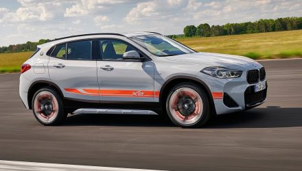 2021 BMW X2 M Mesh Edition confirmed for Australia