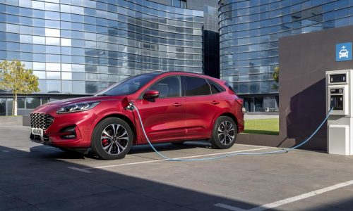 2021 Ford Escape prices announced, plug-in hybrid coming