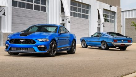 Ford Australia confirms Mustang Mach 1 for 2021