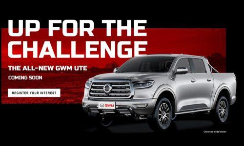 All-new GWM Cannon dual-cab ute confirmed for Australia