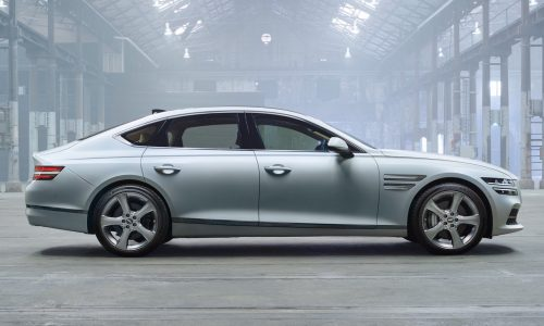 2021 Genesis G80 announced for Australia, new 2.5T and 3.5T