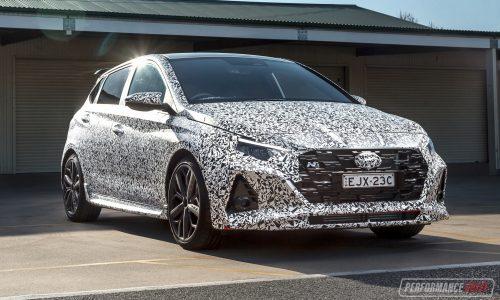 2021 Hyundai i20 N prototype review (video)
