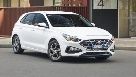 2021 Hyundai i30 hatch now on sale in Australia