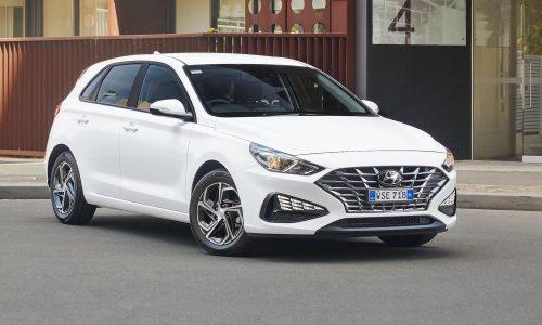 2021 Hyundai i30 hatch now on sale in Australia