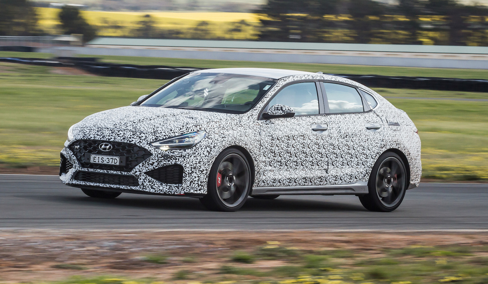 2021 Hyundai i30 N DCT prototype review (video)