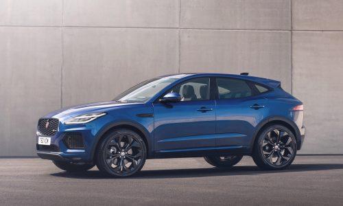 2021 Jaguar E-PACE revealed, new '300 Sport' flagship