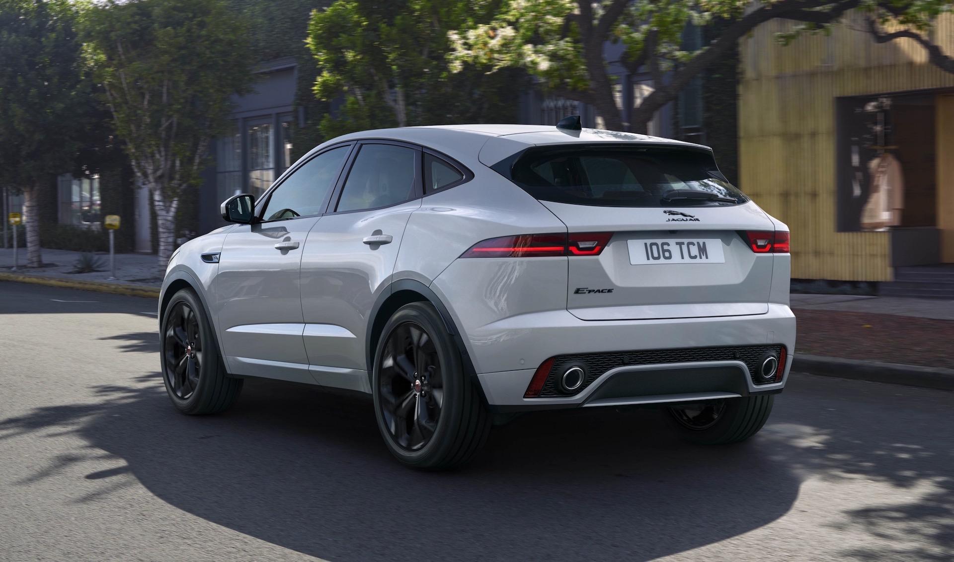 2021 Jaguar E-PACE revealed, new '300 Sport' flagship | PerformanceDrive