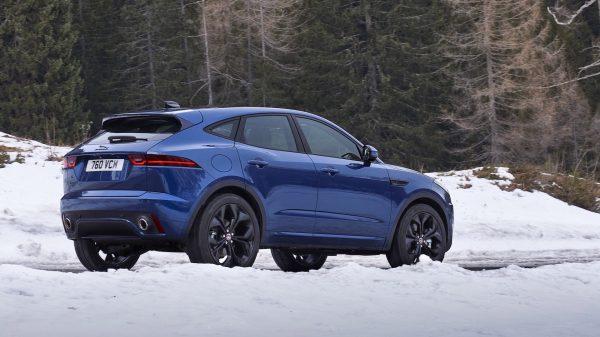 2021 Jaguar E-PACE revealed, new '300 Sport' flagship ...